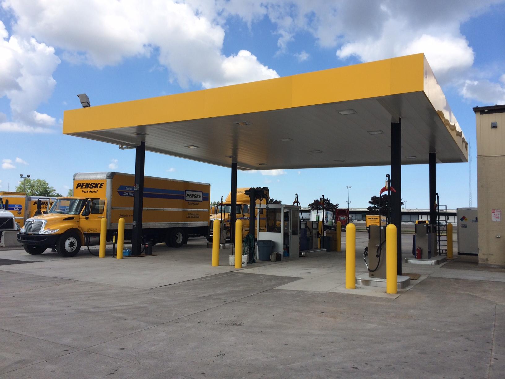 Penske Truck Leasing - Roseville, MN